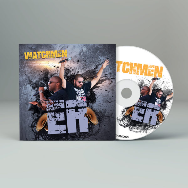 WATCHMEN CD COVER MOCK UP