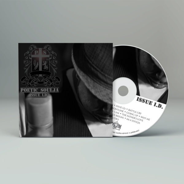 ISSUE I.D. CD COVER MOCK UP